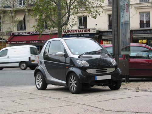SmartCar Paris